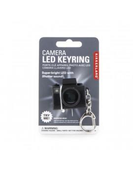 Kikkerland KRL15-CDU-EU hanggal fényképezőgép LED-es kulcstartó