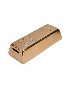 Kikkerland PB17 aranyrúd kerámia persely