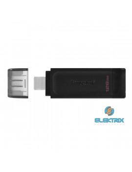 Kingston 128GB USB3.2 C DataTraveler 70 (DT70/128GB) Flash Drive