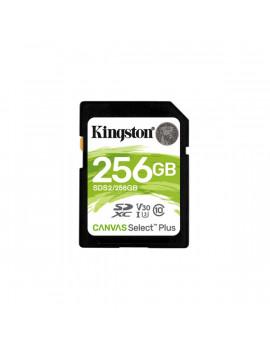 Kingston 256GB SD Canvas Select Plus (SDXC Class 10 UHS-I U3) (SDS2/256GB) memória kártya