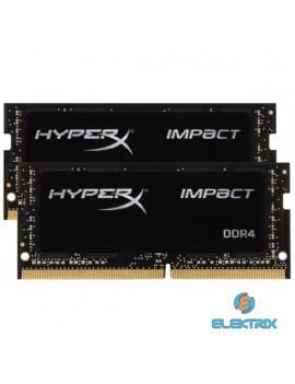 Kingston 32GB/2666MHz DDR-4 HyperX Impact (Kit 2db 16GB) (HX426S16IB2K2/32) notebook memória