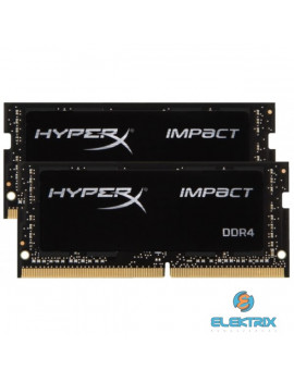 Kingston 32GB/3200MHz DDR-4 HyperX Impact (Kit 2db 16GB) (HX432S20IB2K2/32) notebook memória