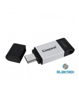 Kingston 32GB USB3.2 C DataTraveler 80 (DT80/32GB) Flash Drive