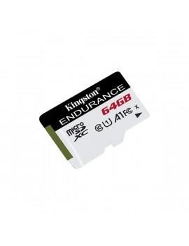 Kingston 64GB SD micro Endurance (SDXC Class 10) (SDCE/64GB) memória kártya