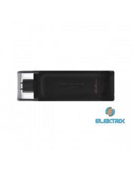 Kingston 64GB USB3.2 C DataTraveler 70 (DT70/64GB) Flash Drive