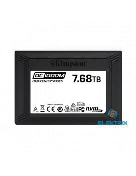 Kingston 7680GB PCIe U.2 NVMe (SEDC1000M/7680G) Data Center Enterprise SSD