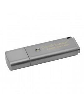 Kingston 8GB USB3.0 Ezüst (DTLPG3/8GB) Automatic Data Security Flash Drive