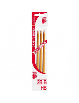 Koh-I-Noor 1770 3db HB/B/2B grafitceruza