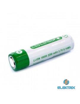 Ledlenser 18650 3,7V/3400mAh Li-ion tölthető fejlámpa akku