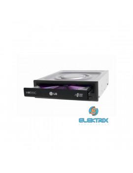 LG SATA 24x GH24NSD5 fekete DVD író