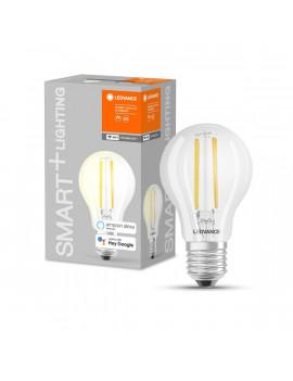 Ledvance Smart+ Wifi vezérelt 2700K E27 LED körte alakú filament fényforrás
