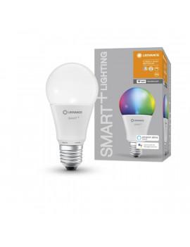 Ledvance Smart+ Wifi vezérlésű 14W RGBW E27 dimmelhető körte LED fényforrás