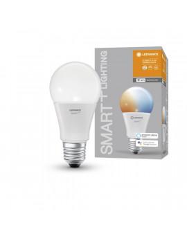 Ledvance Smart+ Wifi vezérlésű 9,5W állítható színhőmérsékletű E27 dimmelhető körte LED fényforrás