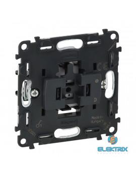 Legrand 752001 Valena InMatic egypólusú kapcsoló mechanizmus