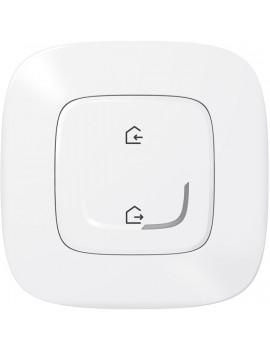 Legrand 752586 Valena Allure Netatmo fehér intelligens Vezeték nélküli főkapcsoló - Érkezés/Távozás funkcióval