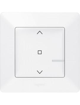 Legrand 752191 Valena Life Netatmo fehér intelligens Vezeték nélküli redőnykapcsoló