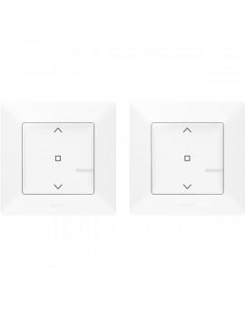 Legrand 752157 Valena Life Netatmo fehér Párosított szett: 1 intelligens redőnykapcsoló + 1 vezeték nélküli redőnyvezérl