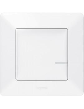 Legrand 752185 Valena Life Netatmo fehér egypólusú vezeték nélküli kapcsoló