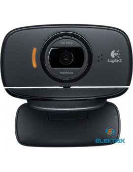 Logitech B525 720P mikrofonos összecsukható fekete üzleti webkamera