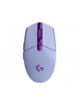 Logitech G305 Lightspeed lila vezeték nélküli gamer egér