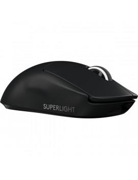 Logitech PRO X Superlight fekete vezeték nélküli egér
