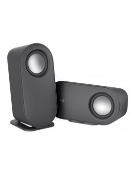 Logitech Z407 mélysugárzóval és vezeték nélküli vezérlővel Bluetooth grafit hangszóró