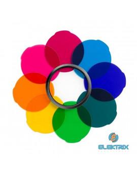 Manfrotto Lumimuse kiegészítő multicolour filter készlet