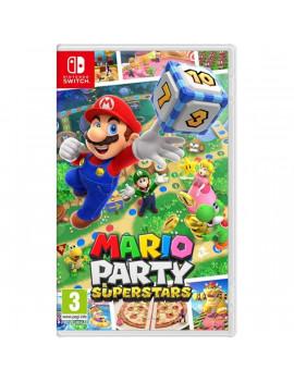 Mario Party Superstars Nintendo Switch játékszoftver