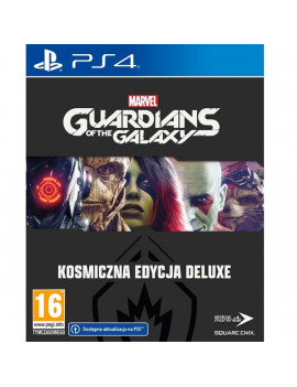 Marvel`s Guardians of the Galaxy - Cosmic Deluxe Edition PS4/PS5 játékszoftver