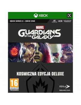 Marvel`s Guardians of the Galaxy - Cosmic Deluxe Edition Xbox One/Series játékszoftver