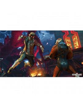 Marvel`s Guardians of the Galaxy Xbox One/Series játékszoftver