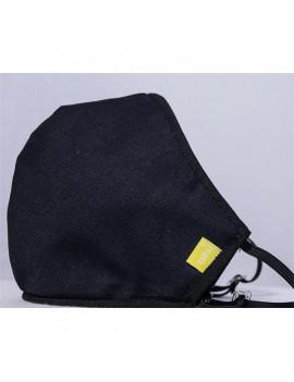 Mask it. mosható textil fekete női szájmaszk