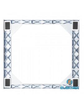 Meliconi 656100 Base Torre Basic ABS összeépítő keret
