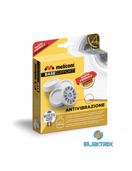 Meliconi 656102 Base Supporti rezgéscsillapító alátét