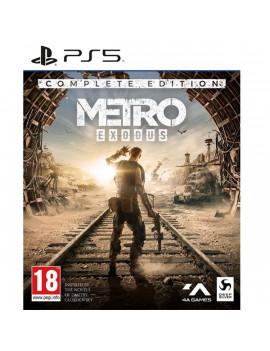 Metro Exodus Complete Edition PS5 játékszoftver