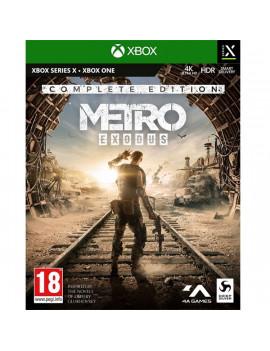 Metro Exodus Complete Edition Xbox One/Series játékszoftver