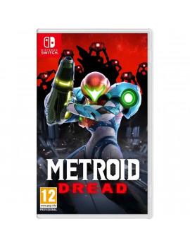 Metroid Dread Nintendo Switch játékszoftver