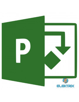 Microsoft Project Standard 2019 Elektronikus licenc szoftver