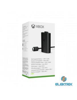 Microsoft Xbox Series Play & Charge fekete töltőkészlet
