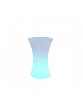 NGA Bahama 110 napelemes RGB LED kör asztal