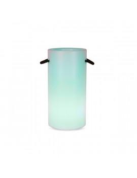 NGA Palma botellero 70 fehér LED álló italhűtő
