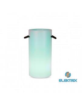 NG Palma botellero 70 fehér LED álló italhűtő