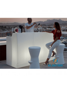 NG Sicilia 120 napelemes RGB LED bárpult
