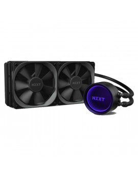 NZXT Kraken X53 240mm  AIO RGB Liquid Cooler hűtő