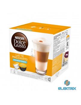 Nescafé Dolce Gusto Latte Macchiato cukormentes 16 kapszula