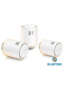 Netatmo Thermostatic Valves/3 darab/okos radiátor szelep csomag