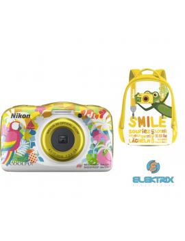 Nikon Coolpix W150 Hawaii digitális fényképezőgép hátizsák kit