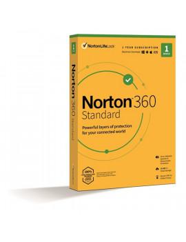 Norton 360 Standard 10GB HUN 1 Felhasználó 1 gép 1 éves dobozos vírusirtó szoftver