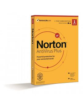 Norton Antivírus Plus 2GB HUN 1 Felhasználó 1 gép 1 éves dobozos vírusirtó szoftver