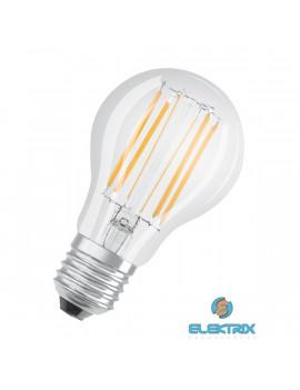 Osram Value átlátszó üveg búra/7,5W/1055lm/2700K/E27 LED körte izzó